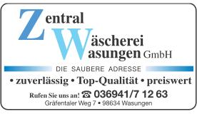 Zentral Wäscherei Wasungen GmbH